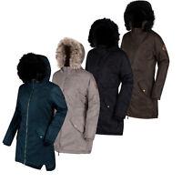 Regatta Womens/Ladies Lucetta Insulated Waterproof Parka Jacket