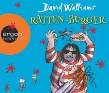 Ratten-Burger von David Walliams (2017)
