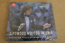 Piotr Rubik - Z powodu mojego Imienia 2 CD - Polish Release