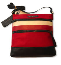 Tommy Hilfiger Crossbody Purse Bag Red/White/Blue