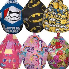Official Licensed 3ft Bean Bag Filled Minions Paw Patrol Batman Boys Girls Gift