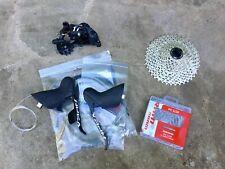 New SRAM Apex1 Apex 1 1X 11 Speed 4 Pc Drop Bar Road Gravel Bike Group Groupset
