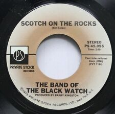 Rock Unplayed 45 The Band Of The Black Watch - Scotch On The Rocks / Let'S Go To