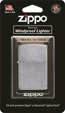 NEW ZIPPO LIGHTER 207BG-PPK WINDPROOF CLASSIC STREET CHROME USA MADE 7020563
