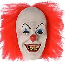 IT The Movie - Pennywise Mask 7in x 11in Latex Mask -NEW!! NEVER USED!!