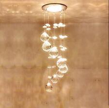 Crystal LED Ceiling Light Small Chandelier Ceiling Lamp Pendant Light Hallway