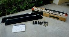 Yakima ButtonDown 6 Ski Racks Original Box Round Bar Brackets Lock & Keys