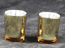 10 gold wedding decoration tealight votive candle holder favor function xmas