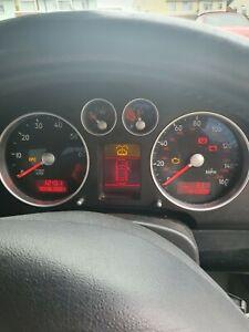AUDI TT 8N MK1 1.8 T SPEEDO DASH CLOCKS INSTRUMENT CLUSTER Bam 225 180 150