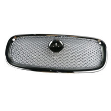 Front Center Grill Grille Chrome For 2012 2013 2014 2015 Jaguar XF XFR XFR-S