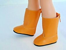 """Fall Boots Fits 14.5"""" Wellie Wisher American Girl Clothes Shoes"""