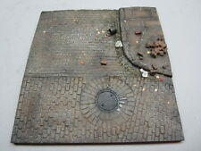 1/35 Scale Diorama Base No.4 - Dimensions 165mm x 155mm