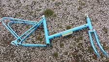 """RETRO TGA ELECTRIC BIKE FRAME 15"""" WITH FORK, FOR 20"""" WHEELS"""