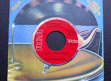 "7"" Elvis Presley - Hard Headed Woman - US RCA Gold Standard"