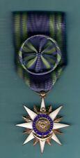 medaille decoration chevalier de l ordre du merite maritime marine marchande