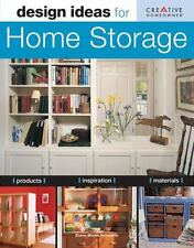 Design Ideas for Home Storage-ExLibrary