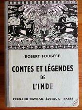 Contes et légendes de l'Inde, Nathan 1952