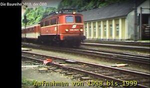 """Best.Nr.13_DVD """"Die Baureihe 1018. der ÖBB"""""""