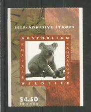 AUSTRALIA 1994 KOALAS AND KANGEROOS $4.50 BOOKLET SG,SB85 LOT 5045A