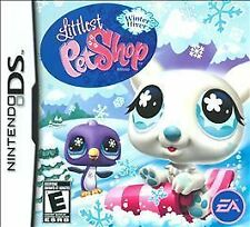 Littlest Pet Shop: Winter - Nintendo DS Game Complete