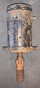Lucas Starter M418G 25550.  6/60 Date.  Triumph TR3A, TR3B, TR4.  -MV—