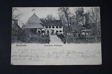 Antike Ansichtskarte Hainhofen gelaufen 1907