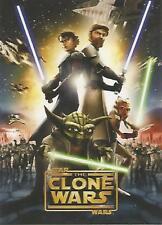Star Wars Clone Wars 2008 - P2 San Diego Comic Con Promo Card