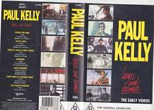 PAUL KELLY LEAPS AND BOUNDS  MINT SEALED VHS VIDEO PAL~ A RARE FIND~
