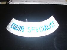 PADI Specialty Emblem - Equipment Specialist