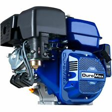 DuroMax XP16HPE 420cc Recoil/Electric Start Horizontal Gas Powered Engine
