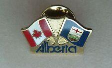 Alberta Canada Flag Lapel Souvenir PIN