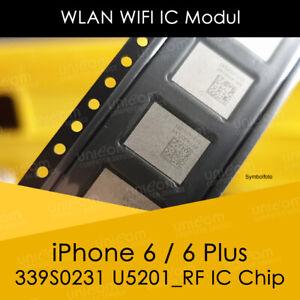 iPhone 6 / 6 Plus 339S0231 U5201_RF WLAN WIFI IC Modul BGA Chip