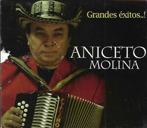 Grandes Exitos..! by Aniceto Molina (CD, 2008, 3-Discs)