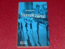 [BIBLIOTECA H.& P J.OSWALD] JEROME LEROY / MONETA BLU EO 1997 Firmato