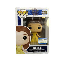 """Funko Pop Disney Beauty and The Beast """"Belle"""" #248 - Barnes & Noble Exclusive"""