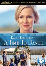 KAREN KINGSBURY'S A TIME TO DANCE DVD - SINGLE DISC EDITION - NEW - HALLMARK