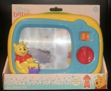DISNEY BABY WINNIE THE POOH MY FIRST MUSICAL TV NEW!