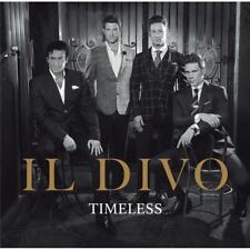 IL DIVO TIMELESS CD NEW