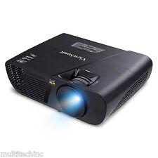 ViewSonic PJD5155 LightStream DLP Projector SVGA 3,300 Lumens Home Theater  !