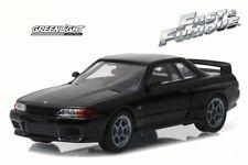 Furious 7 1989 Nissan Skyline GT-R R32, Greenlight 86229 1/43 Diecast Model