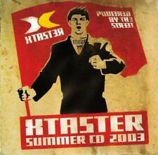 Xtaster Summer CD 2003 / Burning Brides Slo-Mo Velcra Breed 77 Torqamada
