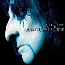 ALICE COOPER Along Came A Spider CD BRAND NEW Bonus Tracks