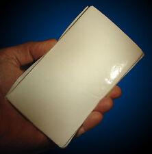 Lrg 3.68oz Slab Sticky White MINERAL TACK-Never Hardens