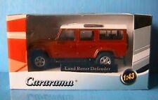 Land Rover Defender Série III 109 Bleu 1//72 CARARAMA modèle voiture avec ou sans...