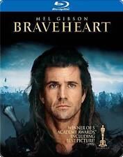Braveheart (Blu-ray Disc, 2013, 2-Disc Set) Steelbook