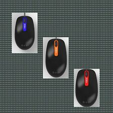 USB Zcan+  Hand Held Mouse Scanner - Midnight Black with either Orange or Red