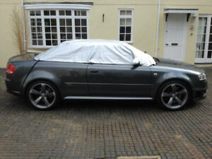 Audi A4 / S4 Convertible Cabriolet Top Cover