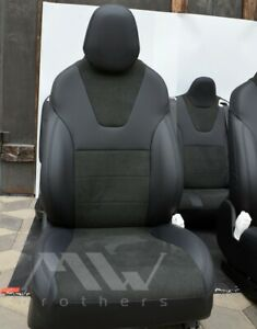 seat covers for TESLA MODEL X (2015+) premium leather interior