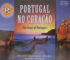 PORTUGAL NO CORACAO - THE HEART OF PORTUGAL  -  2 CD - EK EDITION