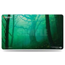 Unstable Forest Lands PLAY MAT PLAYMAT ULTRA PRO FOR MTG CARDS